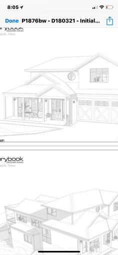 House Front, Floor Plans, Home, Design, House, Ad Home, Homes, Design Comics, Haus