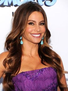 The 6 Most-Requested Long Hairstyles: Sofia Vergara's long, blunt layers   allure.com