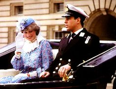877-Princess Diana and Prince Andrew
