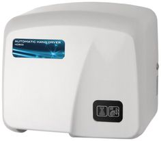 #manythings The Touchless High Grade Fire #Retardant Hand #Dryer is completely touchless and automatically shuts off when users' hands are removed. The approximat...