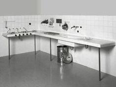 love this. lab science minimalism.