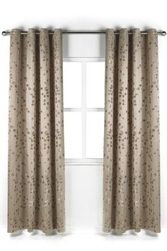 Image for Camelia Woven Jacquard Eyelet Curtains from studio