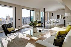 Luxury Apartments Paris Arts With Terrace