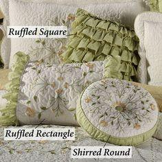 Marigold Decorative Pillows