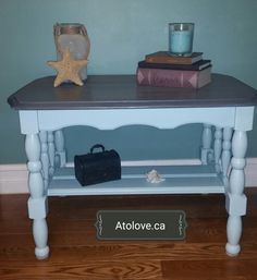 Accent table / coffee table redone
