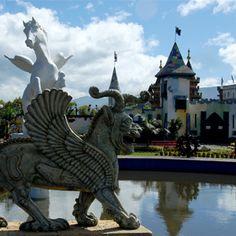 Visit the Parque Jaime Duque in Bogota