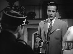 With Rick Blaine's iconic formalwear, Humphrey Bogart shows us why being a…