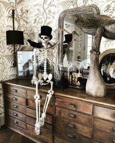 Holidays Halloween, Halloween Decorations, Halloween Ideas, Surrender Dorothy, Edgar Allen Poe, Hallows Eve, Macabre, Holiday Decorating, Decorating Ideas