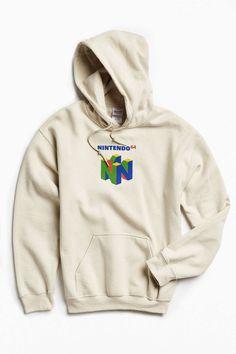 N64 Hoodie Sweatshirt