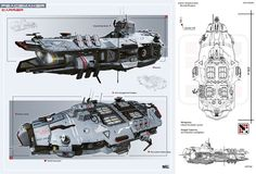 scifi ship - Google Search
