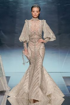 Couture Fashion, Runway Fashion, Fashion Show, Haute Couture Dresses, Net Fashion, Luxury Fashion, Gala Dresses, Wedding Dresses, Gown Wedding