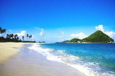 Grenada:  http://caretakergazette.blogspot.com/2014/01/caribbean-castawaysjulie-and-gregory.html