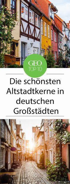 Deutschland - Die schönsten Altstädte