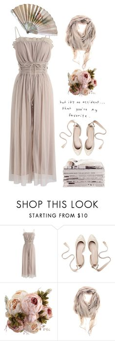 """""""Magic Slippers: My Favorite"""" by ms-wednesday-addams ❤ liked on Polyvore featuring Chicwish and Faliero Sarti"""
