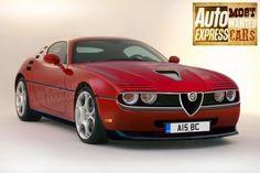 Alfa Romeo Montreal - Most Wanted Cars