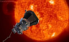 NASA to make announcement about mission to touch the sun