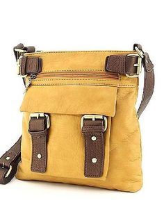$34.99-$39.99 Yellow & Bronze Hipster Cross Body Messenger Purse with great features such as soft faux leather, front zipper pocket, Open & Zippered Pockets Inside, Rear Zipper Pocket, Zipper closure, Dual Compartment with Sanp Closure, Adjustable Shoulder Strap. Perfect for travel and shopping!