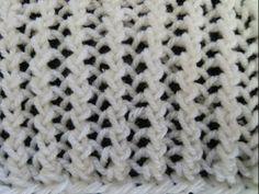Knit Pattern * SUMMER DREAM * - YouTube