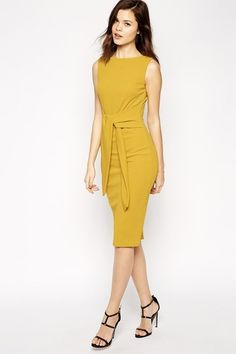 ASOS Pencil Dress.