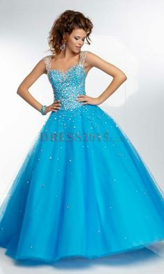 Ball gown for prom? It's super cute though!