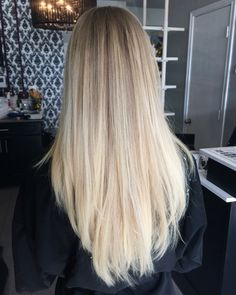 Blonde Balayage by Lorie at Wild Orchid Salon in downtown ATX