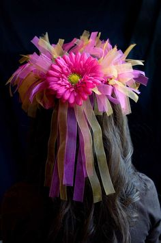 Fairy Flower Halo ready to ship in toddler by Passion4Expression, $12.00