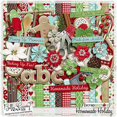 A Homemade Holiday - 141