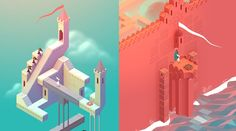 Creators of VR experience Land's End and BAFTA winning Monument Valley Best Ipad Games, Ustwo Games, Monument Valley, Video Game Awards, Webby Awards, Isometric Design, Mc Escher, Portfolio Images, Design Museum