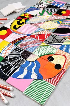 Celebrate Indigenous culture with our NAIDOC Week craft ideas and activities! Take a look at our free printables, products and ideas - perfect for groups and classes of all sizes. Aboriginal Art For Kids, Aboriginal Education, Aboriginal Artwork, Art Education, Naidoc Week Activities, Craft Activities For Kids, Craft Ideas, Patchwork Quilt Patterns, Art Lessons Elementary