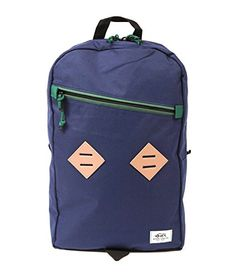 Ecko Unltd Unisex Ecko Core Zip Everyday Backpack Navy *** Click on the image for additional details.