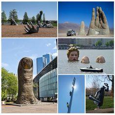 Recopilación de20 majestuosas obras de arte alrededor del mundo