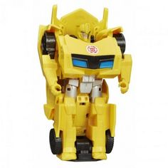 Boneco Transformers One Step - Bumblebee - Hasbro