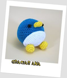 Amigurumi Penguin - FREE Crochet Pattern / Tutorial