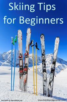 Learning to ski can be a challenge. But these 10 skiing tips for beginners are s. - Learning to ski can be a challenge. But these 10 skiing tips for beginners are sure to leave you more confident and knowing where to start. Let's go skiing! Ski Tips For Beginners, Snowboarding For Beginners, Snowboarding Tips, Skiing Quotes, Freestyle Skiing, Go Skiing, Best Skis, Ski Vacation, Ski Season