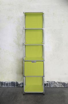 modular furniture I shelf I interior I home I office I living I design I inspiration I new collection I green I System 180 - Made in Berlin