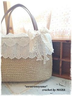 crochet by *soraironoyume*MISHA http://ameblo.jp/soraironoyume-misha/entry-11732297883.html