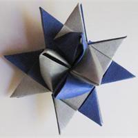 Etoile de Fröbel initialement inventée pour apprendre les mathématiques aux enfants   Explications pour fabriquer  Déco Noël