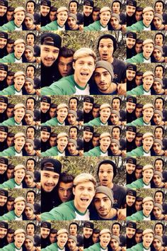 COLLAGE OF THE 5/5 SELFIE>>> WHAT A TIME TO BE ALIVE