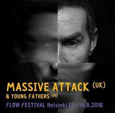 #MassiveAttack confirmed for #FlowFestival 2016