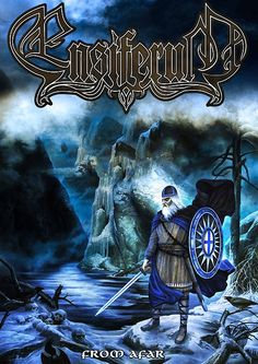 Ensiferum.  Finnish folk metal.