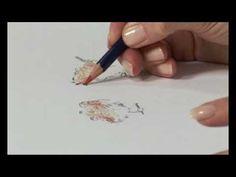 Inktense Pencils video clip