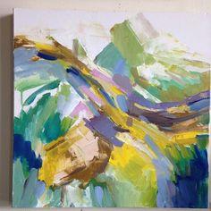 Beautiful landscape painting   #landscape #landscapepainting #colourcombinations #colour #colours