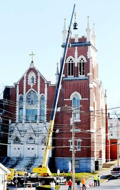 lewiston sun journal st louis church - Google Search