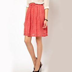 Great skirt for a less traditional work look. Only $11.99!  Jollychic.com