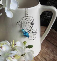 Sacred Journey Butterfly Pendant.
