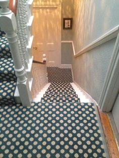 Installing Alternative Flooring Carpet to Stairs