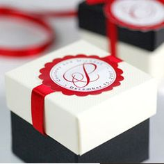 favors (for wedding but could be used at party)