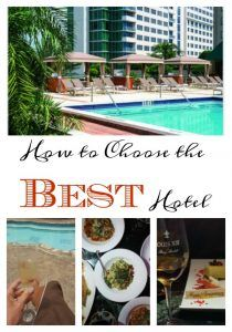 How To Choose The Best Hotel on Having Fun Saving & Cooking