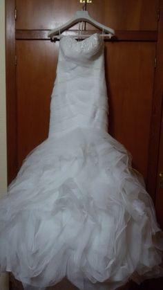 ¡Nuevo vestido publicado!  St patrick mod. Hanley ¡por sólo 1000€! ¡Ahorra un 44%!   http://www.weddalia.com/es/tienda-vender-vestido-novia/st-patrick-mod-hanley/ #VestidosDeNovia vía www.weddalia.com/es