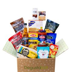 I have come to love monthly delivery* of Degustabox to my home. Each month it is loaded with cool new products that I would not have necessarily had the opportunity to try otherwise. The box for O…